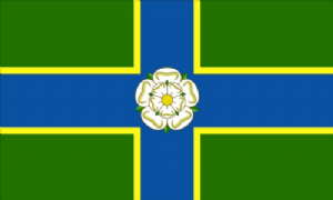 North Riding of Yorkshire Large County Flag - 5' x 3'